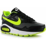 Nike Air Max Skyline Junior Boys Trainers black/volt